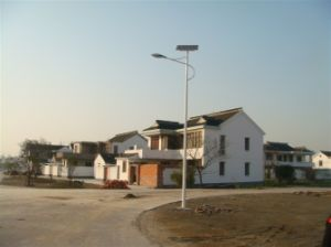 Solar 24W LED Street Road Lamp Light Ssl-0024 pictures & photos