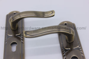 Aluminum Handle on Iron Plate 099 pictures & photos
