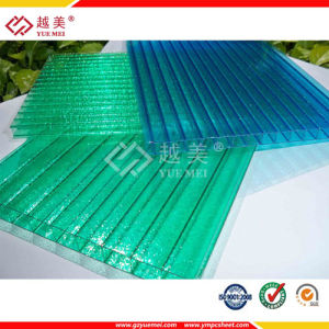 Best Quality Transparent Plastic Hollow Polycarbonate Roofing Sheets pictures & photos