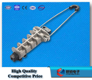 Aluminum Alloy Anchor Clamp/ FTTH Accessories pictures & photos