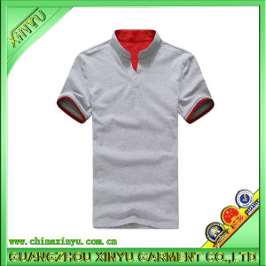 Factory Cheap Wholesale Cotton Men Blank Polo Shirts pictures & photos