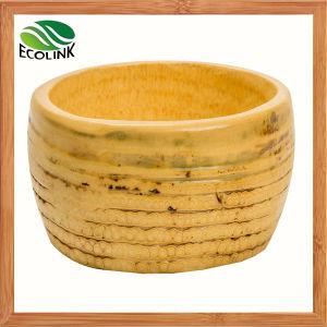 Bamboo Root Pot Bamboo Brush Pot Bamboo Handicraft pictures & photos
