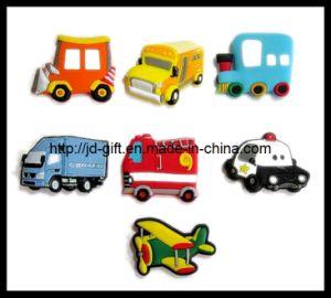 Customized Promotional Car Shape Rubber Fridge Magnet pictures & photos