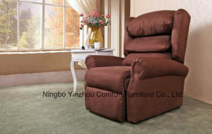 Massage Lift Chair Recliner Electric Chair Sofa to Help Stand pictures & photos