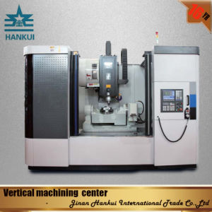 CNC Vertical Machining Center 5-Axis Model (Vmc420L) pictures & photos