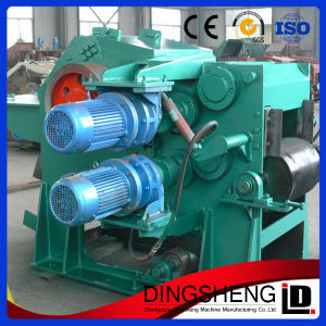 Professional Automatic Drum Wood Chipper Crushing Machine pictures & photos
