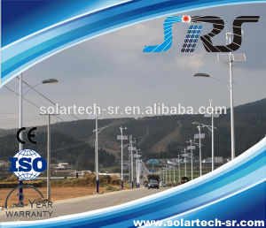 Integrated Solar LED Street Lightsolar Street Light Controllersolar Street Light Charge Controller pictures & photos