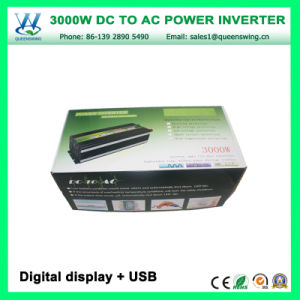 off Grid 3000W High Frequency Solar Power Inverter (QW-M3000) pictures & photos