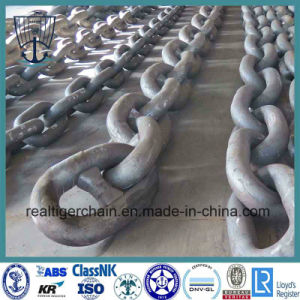 Shipbuilding Offshore Mooring Anchor Chain Cable with Certificate pictures & photos