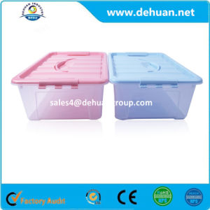 SGS Food Grade Household Plastic Storage Box pictures & photos