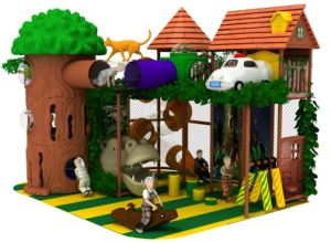 2014 New Indoor Playground for Kids pictures & photos