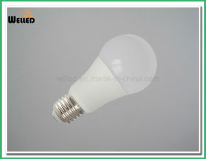 Plastic Aluminum A60 LED Bulb 10W E27 B22 with IC Driver pictures & photos