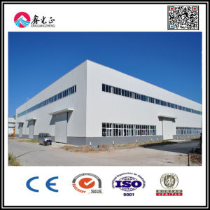 Sandwich Panel Steel Structure Workshop/Steel Structure Warehouse (XGZ-FPB0112) pictures & photos