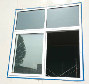 Easy-Installation Steel Structure Prefabricated Building House on Working pictures & photos