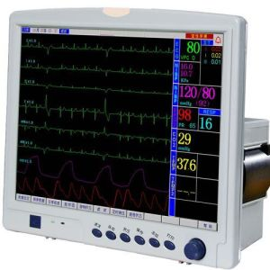 14′′ Multi-Parameter Patient Monitor CE Approved pictures & photos