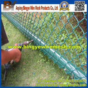 Iron Gates Models Outdoor Dog Chain Link Fence pictures & photos