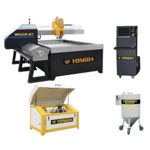 CNC Waterjet Cutting Machine, Waterjet Machine, Waterjet Medallion (YD-2015)