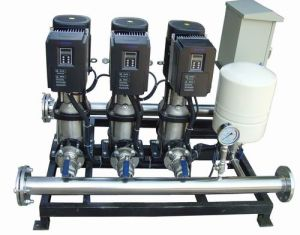 Water Supply System (Intelligent Controller) pictures & photos