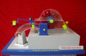 Pelton Hydro Turbine, 3D Model Industrial, Industrial Model Making, Demonstrational Model