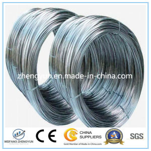 Galvanized Mild Steel Wire / Carbon Steel Wire pictures & photos