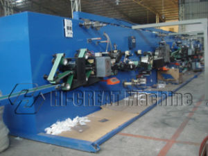 Semi Automatic Baby Diaper Making Machine (HC-DP-SA)