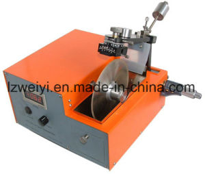 Syj-160 Low Speed Diamond Saw Sample Cutting Machine pictures & photos
