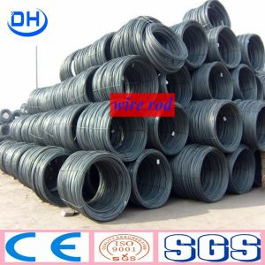 AISI, Astmhot Rolled Carbon Steel Wire Rod/Jiujiang Wire Rod Steel Coil pictures & photos
