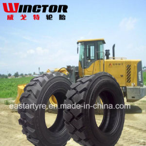 Good Self-Cleaning Bobcat Tyre, Skidsteer Tyre with 8/10/12/14 Pr pictures & photos