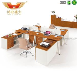 Modern Office Furniture Modular Workstation Partition Desk (H30-0234) pictures & photos