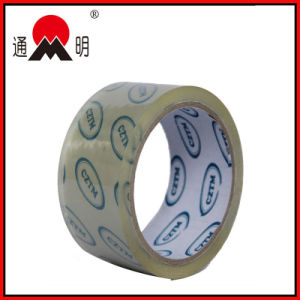 Transparent Adhesive Customized Logo BOPP Packing Tape pictures & photos