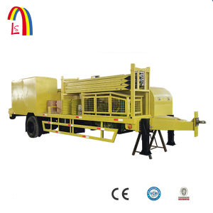 240 Arch Self Support Curved Roof Roll Forming Machine pictures & photos