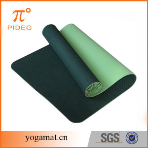 TPE PVC EVA NBR Yoga Mat, Yoga Mat Manufacturer, Eco Anti Slip Yoga Matt pictures & photos