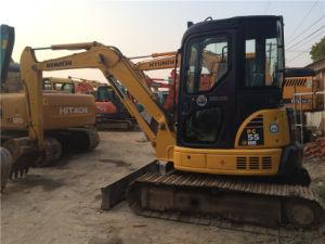 Secondhand Komatsu MIDI Excavator Nini Digger PC55mr-2 pictures & photos