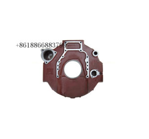 Sinotruck HOWO Truck Spare Parts Auto Accessory Flywheel Cover pictures & photos