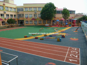EPDM Granules for Kindergarten Playgrand pictures & photos