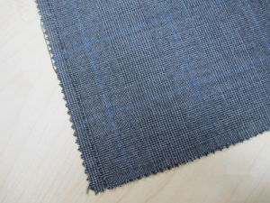 Suits Fabric / 100% Wool Fabric / Plaid Fabric