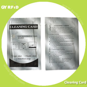 Clean01 0 0 Plastic Card for Kiosk Machine (GYRFID) pictures & photos