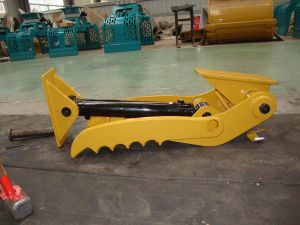 Excavator Hydraulic Thumb Fit for 20t Machinery pictures & photos
