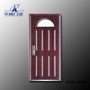 Security Stainless Steel Door Designs pictures & photos