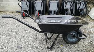 Strong Wheelbarrow for Construction Site (WB6400) pictures & photos