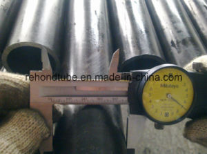 China Steel No. 20# Annealed Black Steel Pipe pictures & photos