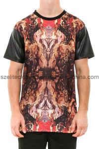 Minion Slim Fit T-Shirt Transfer Paper Price (ELTMTJ-282) pictures & photos