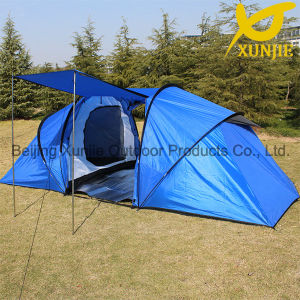 6 Person 2 Room Family Tent pictures & photos