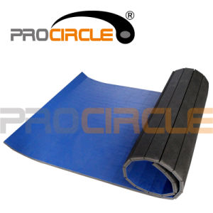 Gymnastics Folding Mat for Tumbling, Wrestling and Exercise (PC-FT1032) pictures & photos