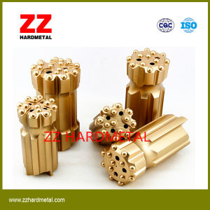 Zz Hardmetal Tungsten Cemented Carbide Drilling Bits with High Quality pictures & photos