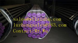 Black Steel Pipes, Black Steel Tubes, Black ERW Steel Pipe 12m 11.8m pictures & photos