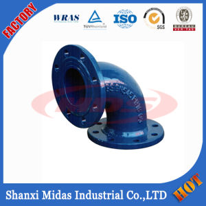 Ductile Iron Double Flanged Elbow, Ductile Iron Double Flanged Bend pictures & photos