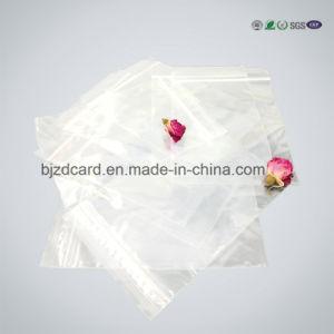 Waste Medical Packaging Medical PE Zipper Plastic Drug Bag pictures & photos