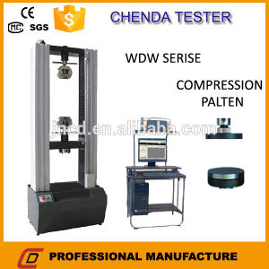 Wdw-100 Computerized Electronic Universal Tensile Strength Testing Machine Laboratory Equipment pictures & photos