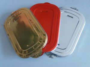 Smooth Wall Aluminium Foil Container Mould pictures & photos